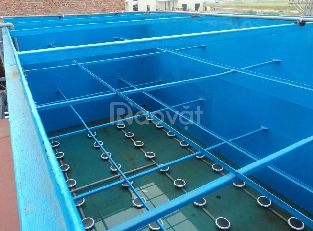 Sơn Epoxy kcc ET5775 phủ hồ nước sạch-EH2351 phủ hồ nước thải giá rẻ