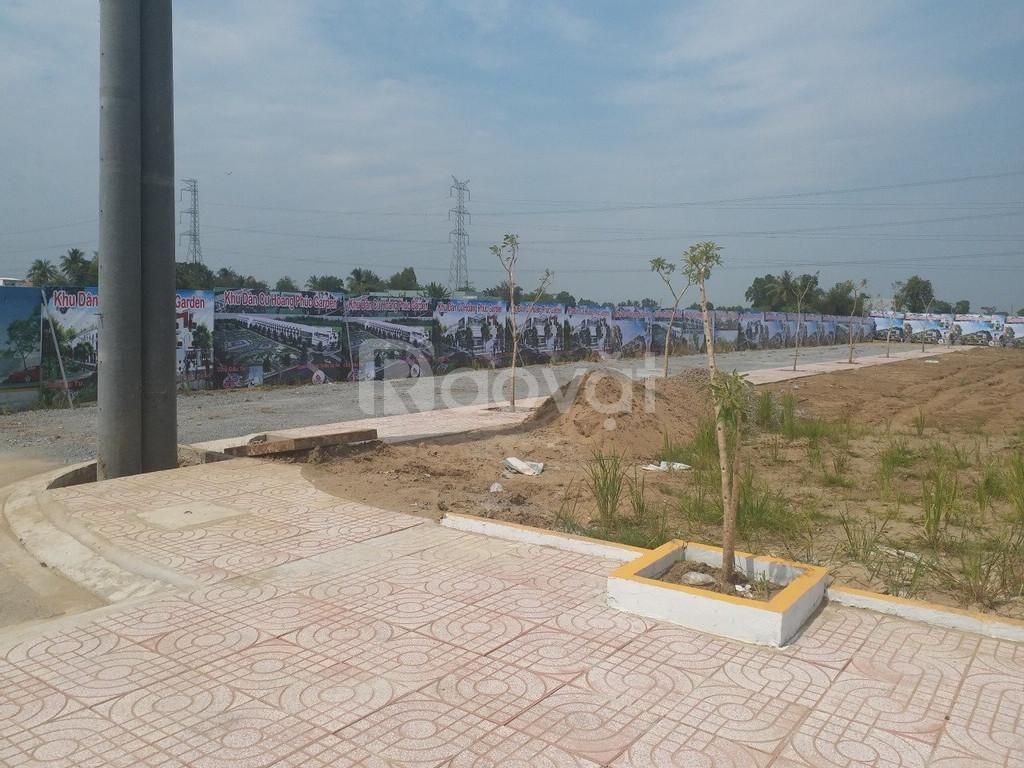 Mở bán khu dân cư nằm trên mặt tiền Vành Đai 4, gần KCN Thuận Đạo