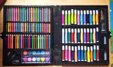 Hộp màu và dụng cụ thủ công 150 chi tiết
