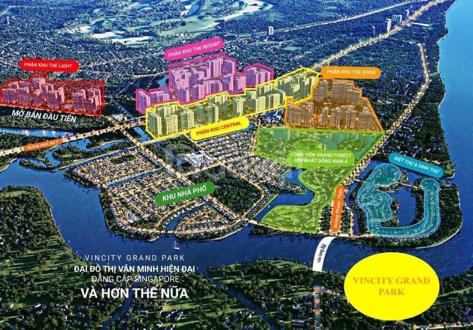 Cơ hội sở hữu căn hộ VinCity chỉ từ 300 triệu