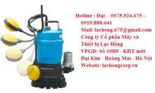 Bơm chìm nước thải Tsurumi Hsz2.75s, 0.75kw, 1hp, 220v