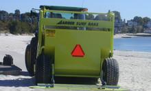 Máy làm sạch bãi biển, xe cào rác bãi biển, xe dọn rác bãi biển