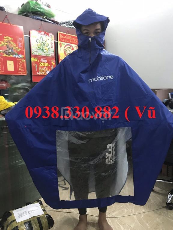 Áo mưa quà tặng quảng cáo chất lượng cao
