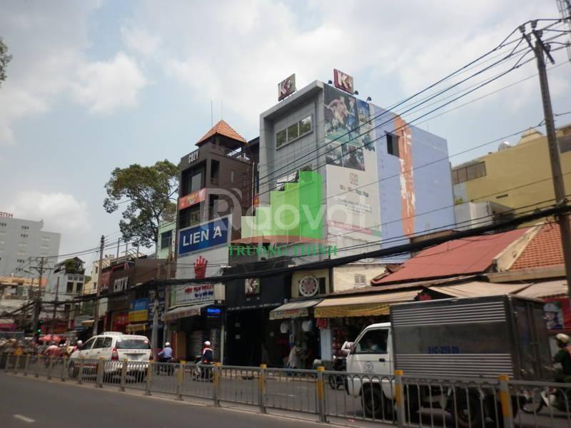 Bán tòa nhà MT Nguyễn Thị Minh Khai, Q. 1, 12.5mx20m, 8 tầng, tiện KD