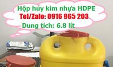 Bình Thuận: hộp kim tiêm 1.5 lít, bình hủy kim y tế 1.5 lít