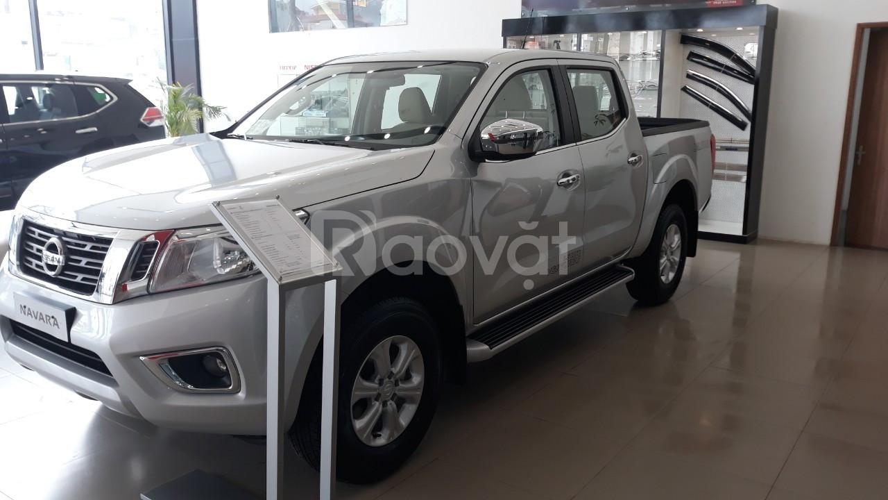 Bán xe Nissan Navara EL 2018 giá sập sàn 605 triệu