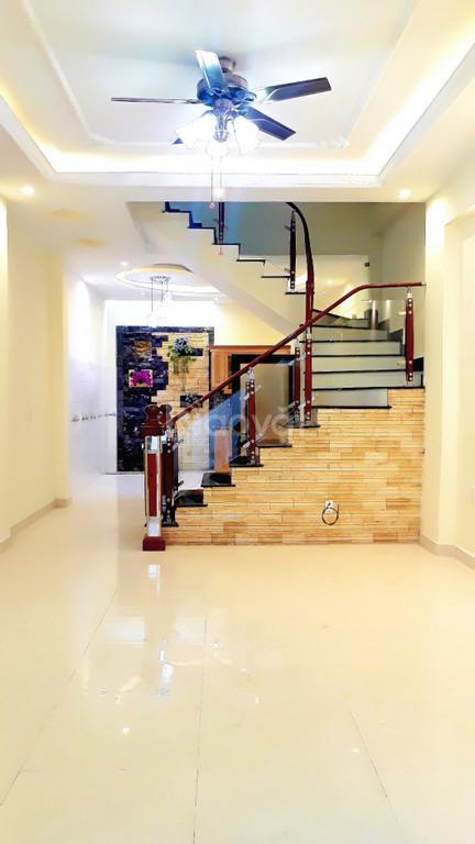 Bán nhà 3 tầng, thiết kế đẹp, hiện đại, Miếu Hai Xã, Lê Chân, 1,63 tỷ