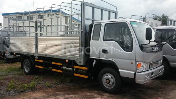 Cần bán chiếc JAC 7,25  tấn thùng bạt