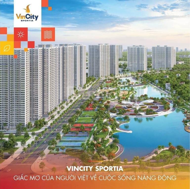 Vincity Sportia Tây Mỗ - Đại Mỗ giá tốt trực tiếp chủ đầu tư
