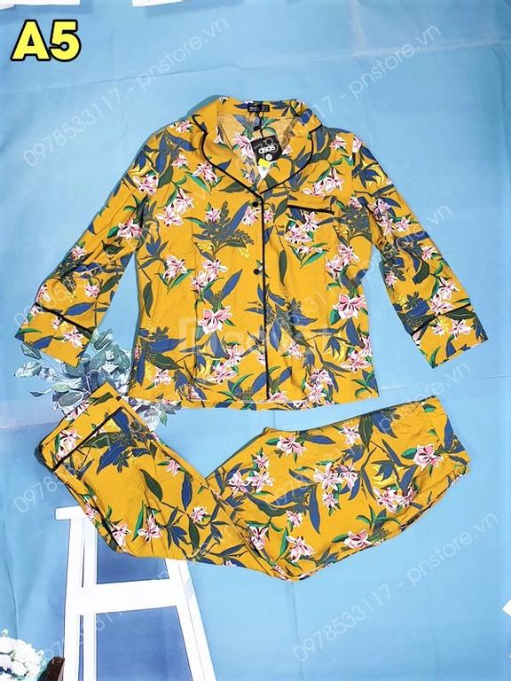 Đồ bộ mặc nhà cao cấp Pijama hiệu ASOS VNXK - PNA05