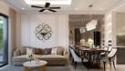 Thiết kế nội thất tân cổ điển sang trọng căn hộ Golden Manson (ảnh 1)