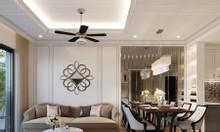 Thiết kế nội thất tân cổ điển sang trọng căn hộ Golden Manson