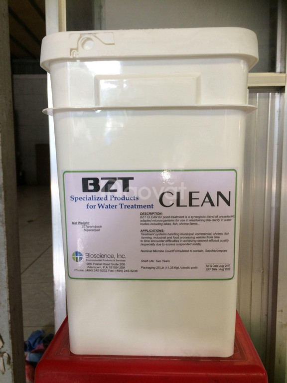 Cty khoa học xanh phân phối các mặt hàng nguyên liệu thuốc thủy sản