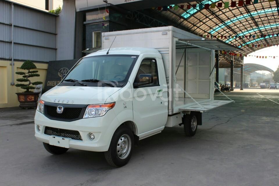 Xe tải thùng cánh dơi 990kg Kenbo