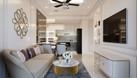 Thiết kế nội thất tân cổ điển sang trọng căn hộ Golden Manson (ảnh 5)