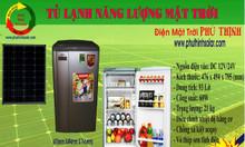 Tủ lạnh năng lượng mặt trời động cơ không chỗi than