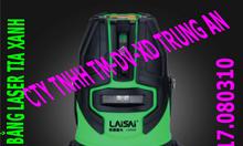 Máy cân bằng laser tia xanh Laisai LSG686dps