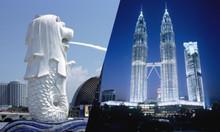 Tour du lịch Singapore và Malaysia giá ưu đãi