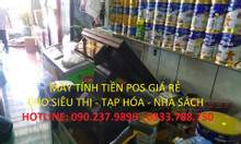 Trọn bộ máy tính tiền cảm ứng cho siêu thị mini tại Gò Vấp