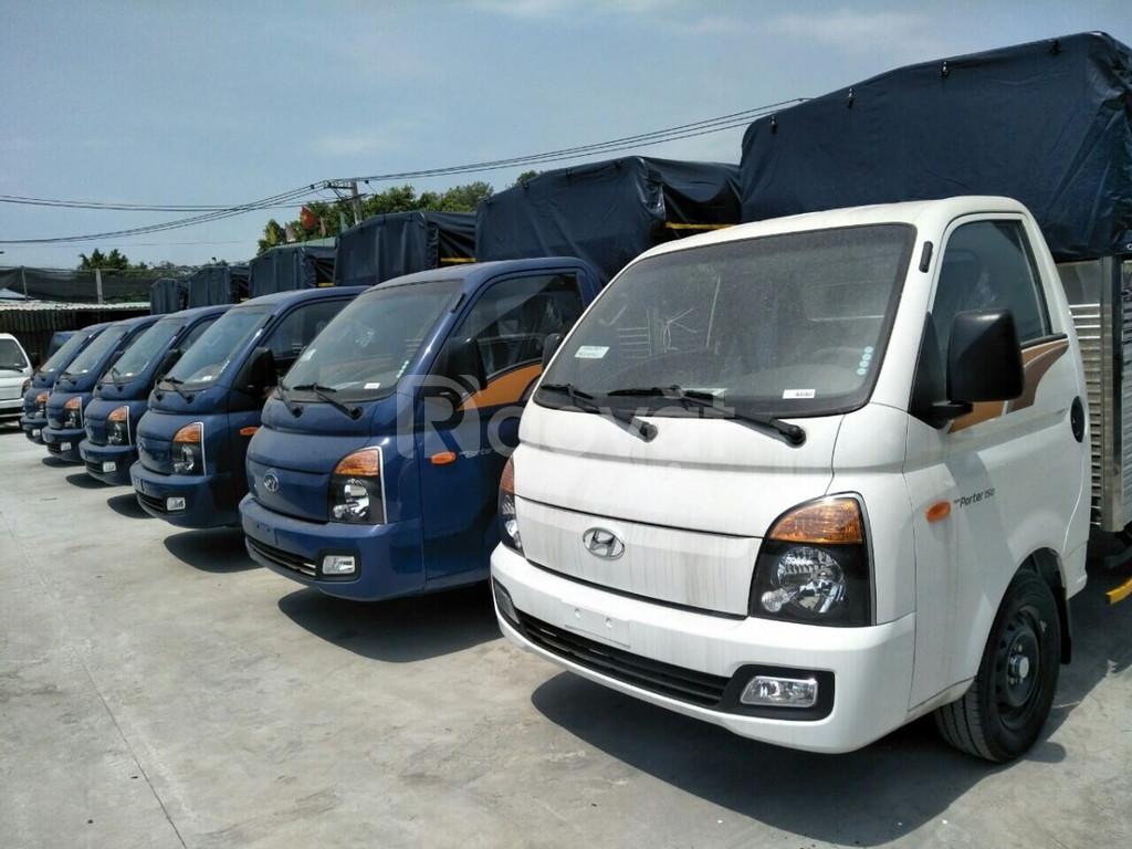 Xe tải 1,5 tấn - H150