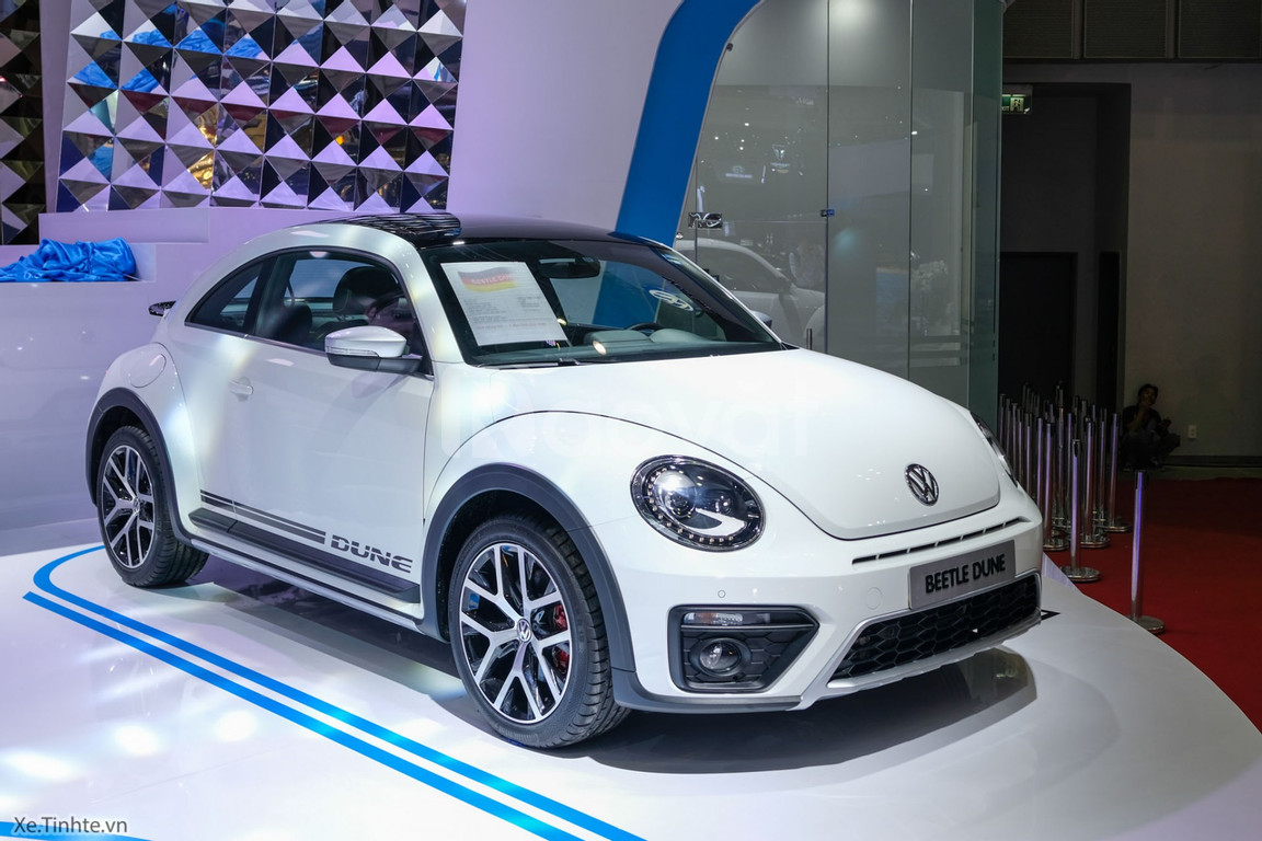 Cá tính - đẳng cấp - Volkswagen Beetle Dune