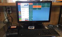 Chuyên bán máy tính tiền giá rẻ cho quán cafe, quán ăn tại Bạc Liêu