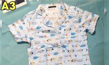 Đồ bộ mặc nhà Pijama cao cấp hiệu Mango - PNA03