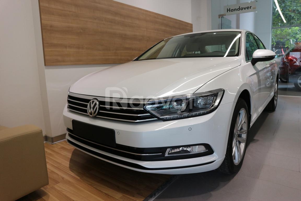 Xe Đức nhập khẩu - Volkswagen Passat - Đẳng cấp doanh nhân
