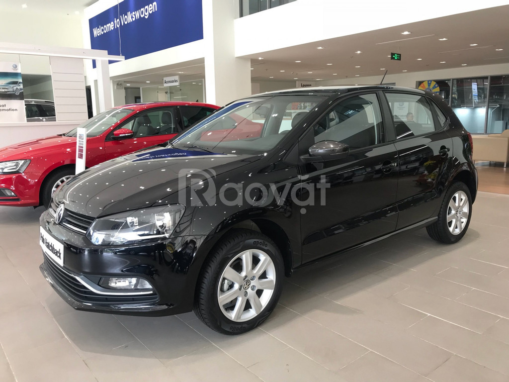 Xe Đức nhập khẩu - Volkswagen Polo - An toàn chất lượng