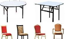 Bàn tròn nhà hàng, bàn ghế nhà hàng, mặt kính bàn xoay, bàn IBM