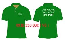 Xưởng chuyên may cái loại áo thun đồng phục cho các quán ăn quán nhậu