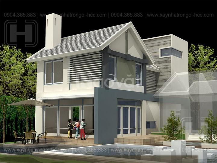 Nhận thầu xây nhà trọn gói chìa khóa trao tay