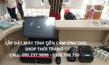 Trọn bộ máy tính tiền pos cho shop giá rẻ tại Gò Vấp