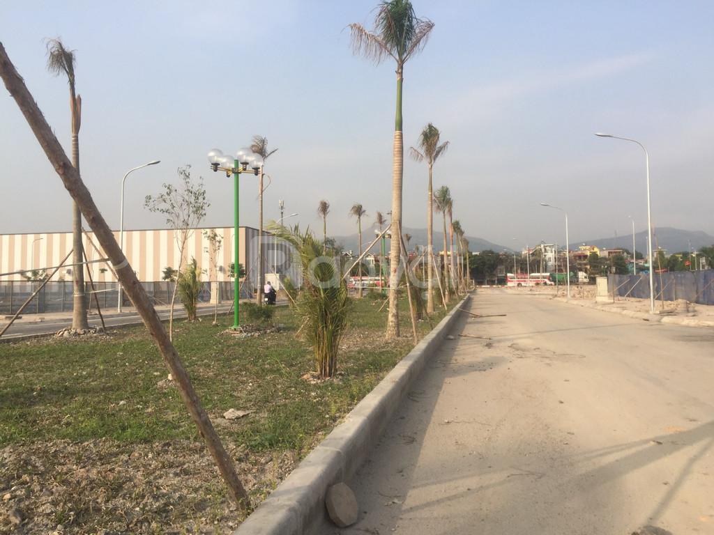 Đất nền Vincom Uông Bí, hạ tầng hoàn hảo, sổ đỏ sẵn sàng