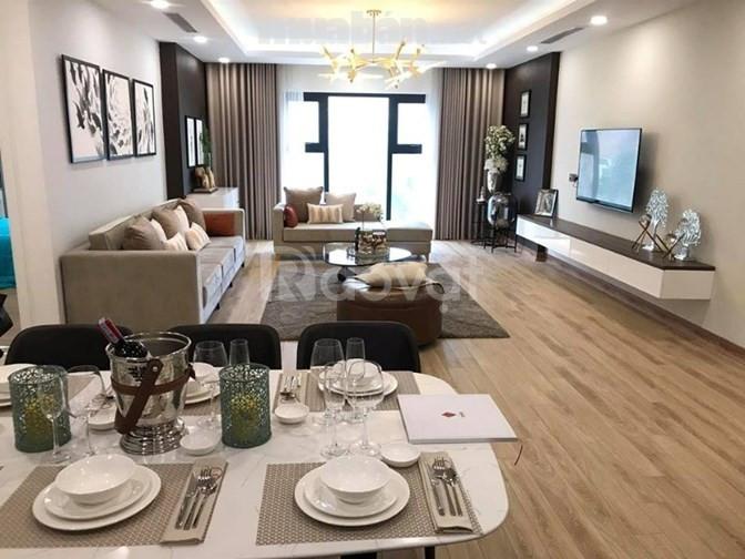 Vợ chồng bán lại căn 107 m2 tại Hà Nội Paragon gần tòa IPH