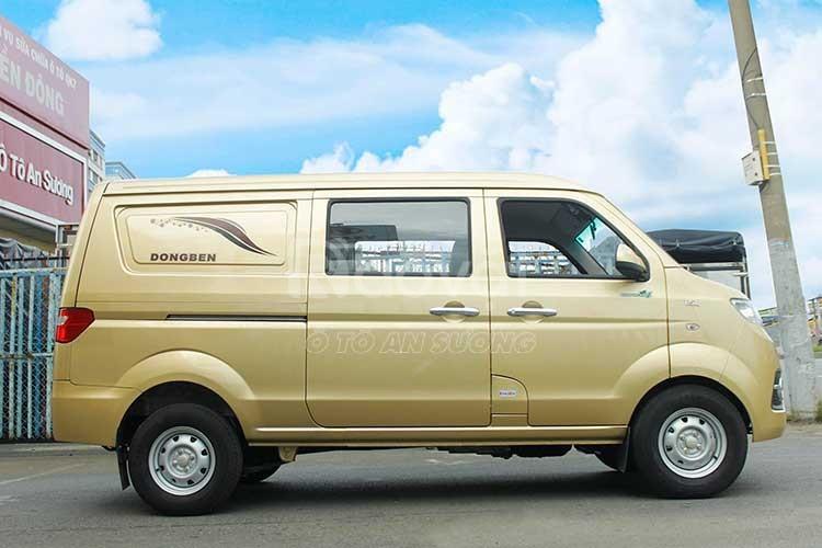 Tặng ngay 5 chỉ vàng khi mua xe bán tải Dongben 490kg
