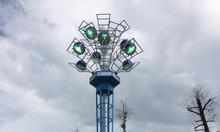 Trụ đèn sân vườn được thiết kế như thế nào là đẹp, độc và lạ?