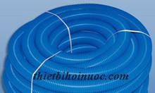 Ống pvc xanh mềm dùng hút hồ bơi
