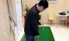 Thi công thảm gạt thảm put giá rẻ