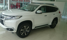 Mitsubishi Pajero Sport phù hợp cho dịch vụ du lịch, grab, taxi