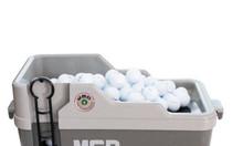 Máy đặt bóng golf trên tee bán tự động, hàng Hàn Quốc chính hãng