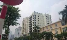 Bán nhà 15 tầng mặt phố Trần Thái Tông lô góc DT 1980m2