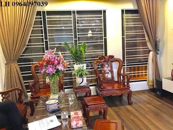 Bán nhà quận Từ Liêm Hà Nội, nhà rộng, ngõ nông full nội thất