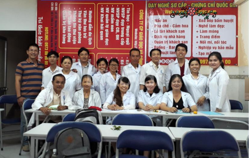 Học xoa bóp bấm huyệt tại Đà Nẵng