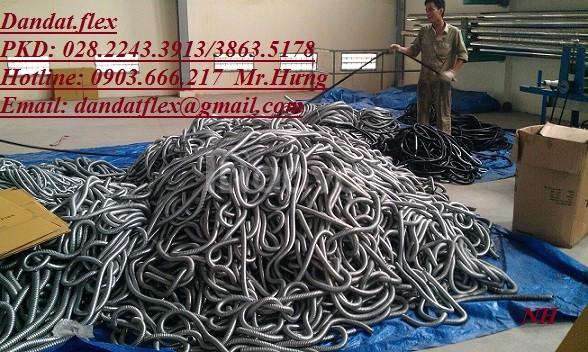 Ống ruột gà bọc dây điện, ống ruột gà bọc nhựa và ống ruột gà pvc (ảnh 7)