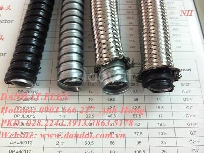 Ống ruột gà bọc dây điện, ống ruột gà bọc nhựa và ống ruột gà pvc (ảnh 4)