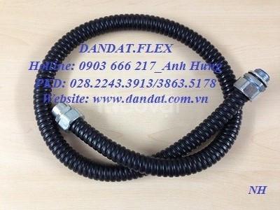 Ống ruột gà bọc dây điện, ống ruột gà bọc nhựa và ống ruột gà pvc (ảnh 1)
