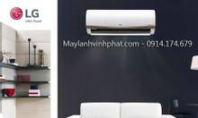 Sang trọng khi khách chọn lắp máy lạnh treo tường LG