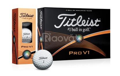 Banh golf Titleist Pro V1X giá tốt tại PGA GOLF 33 Trường Sơn