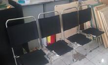 Xưởng sản xuất thanh lý ghế lưới xếp cafe mới 100% giá rẻ